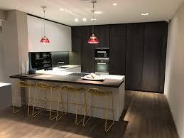 ex display modulnova kitchen twenty larder unit single oven and