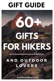 60 top gifts for hikers 2016 outdoor gift guide