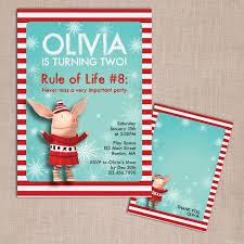pig birthday invitation olivia the pig pig nickjr kids http image