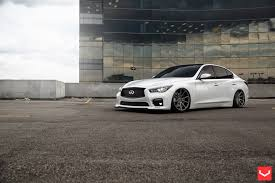 lexus infiniti q50 infiniti q50 on vfs1 by vossen wheels infiniti pinterest