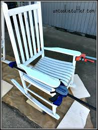 teal rocking chair now i know what to do with my old but teal