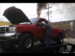 Ford Diesel Truck Horsepower - blowby ford powerstroke 7 3 1200 hp diesel haller u0027s dyno youtube