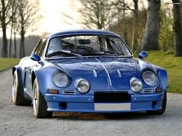 renault alpine a110 of renault alpine a110 1300 group 4 1971