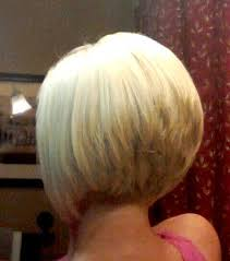 photos of the back of short angled bob haircuts short angled bob hairstyles back view 4k wallpapers