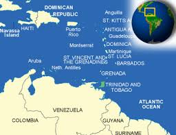 Trinidad Map Trinidad And Tobago Facts Culture Recipes Language Government