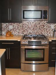 Glass Mosaic Tile Kitchen Backsplash Ideas Mosaic Glass Marble Backsplash New Jersey Custom Tile Tile