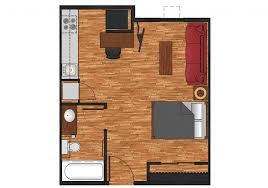 studio 1 bath apartment in springfield mo greenway studios