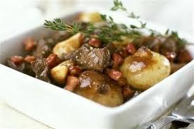 cuisiner le boeuf bourguignon boeuf bourguignon au panais