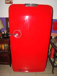 Famosos Geladeira frigidaire antiga | Clasf @YL26