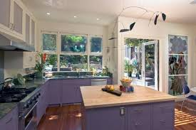 purple kitchen decorating ideas modern home decorating ideas blending purple color into creative