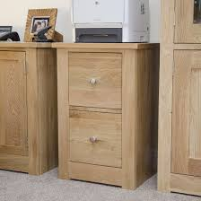 torino solid oak 2 drawer filing cabinet oak furniture uk