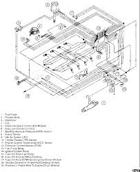 1987 mercruiser wiring diagram mercruiser wiring schematic