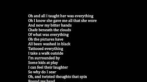 pearl jam black meaning