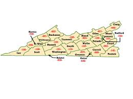 Floyd Va Map Wims County Id Maps