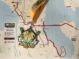 Seattle Marathon Map by 10 Reasons To Experience Rock U0027n U0027 Roll Seattle Women U0027s Running