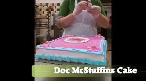 dr mcstuffin cake doc mcstuffins cake