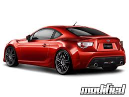 frs toyota 86 five ad releases body kit for fr s and gt 86 news modified