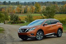 nissan murano old model 2015 nissan murano first drive motor trend