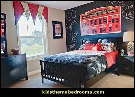 Decorating Theme Bedrooms Maries Manor Sports Bedroom - Football bedroom designs