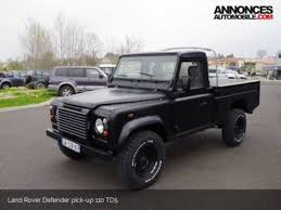range rover defender pickup land rover defender pick up 110 td5 planete 4x4 youtube