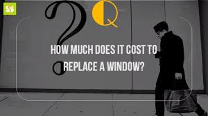 home window repair cost how much does it cost to replace a window youtube