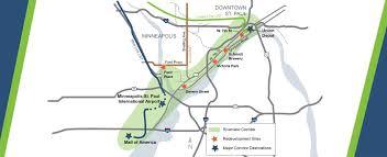 Minneapolis Metro Map by December 2016 Revised Map 01 Jpg