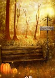 halloween trees background compare prices on painted halloween pumpkins online shopping buy