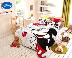 Mickey Mouse Queen Size Bedding Winter Comforter Set U2013 Rentacarin Us