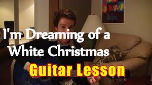 i u0027m dreaming of a white christmas