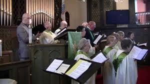 union chancel choir litany of thanksgiving 24 nov 2013