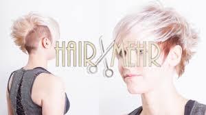 extremehaircut blog short pixie haircut makeover undercut sidecut extreme