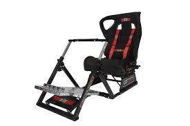 gaming setup simulator next level racing gtultimate v2 racing simulator cockpit next