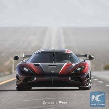 koenigsegg highway koenigsegg sets new highest speed world record for production