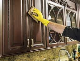 How To Clean Kitchen Cabinets 3 Ways To Clean Wood Kitchen Cabinets U2013 Wikihow With Regard To