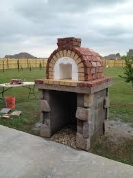 Building A Backyard Pizza Oven by Garden Design Garden Design With How To Build A Stone Pizza Oven