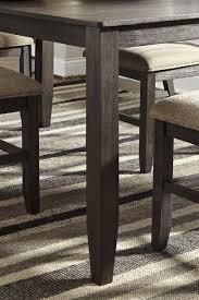 dresbar dining room table dresbar d485 by signature design by ashley wayside furniture