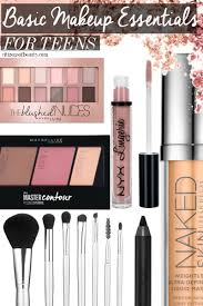 basic makeup essentials for teens citizens of beauty