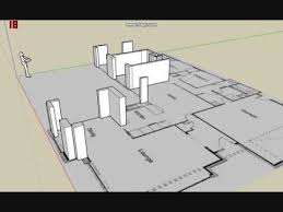 How To Make A House Floor Plan 147 Best Sketch Up Pro World Images On Pinterest Architecture