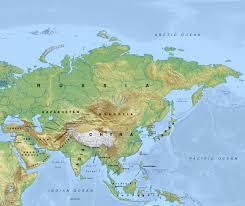 newsela asia physical geography