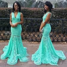 dress mint dress backless dress prom dress v neck dress