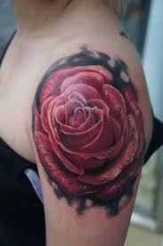 60 amazing rose tattoo ideas designbump