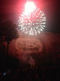 stone mountain light show video stone mountain park lasershow features more music lights and