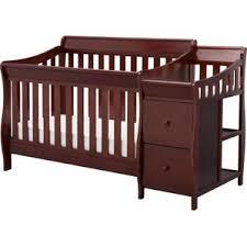 black crib u0026 changing table combo you u0027ll love wayfair