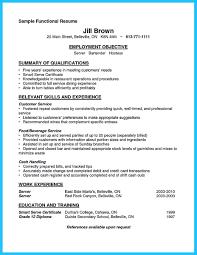 Job Resume Set Up by Bartender Resume Job Description Resume For Your Job Application