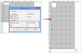 Football Squares Template Excel How To Create Grid Paper Square Template In Excel