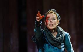 210 best sarees for farewell gina mckee shines as the famous blood lusting warrior boudica