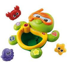 siege de bain interactif 2en1 vtech vtech jouets bain marine ma tortue à comptines jouet pour le