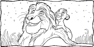 coloring lion king coloring pages 65