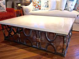 Large Square Glass Top Coffee Table Coffee Table Glass Top Coffee Table Large Round Stone White Marble