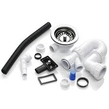 Kitchen  Kitchen Sink Kit For Amazing Kitchen Sink Waste Kit - Kitchen sink waste kit